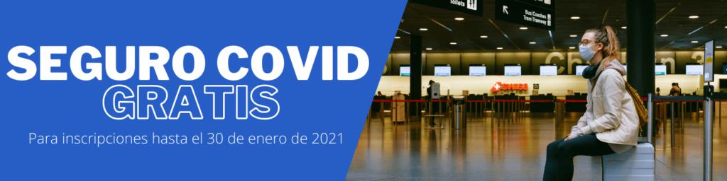 Seguro cancelación COVID Work and Travel USA