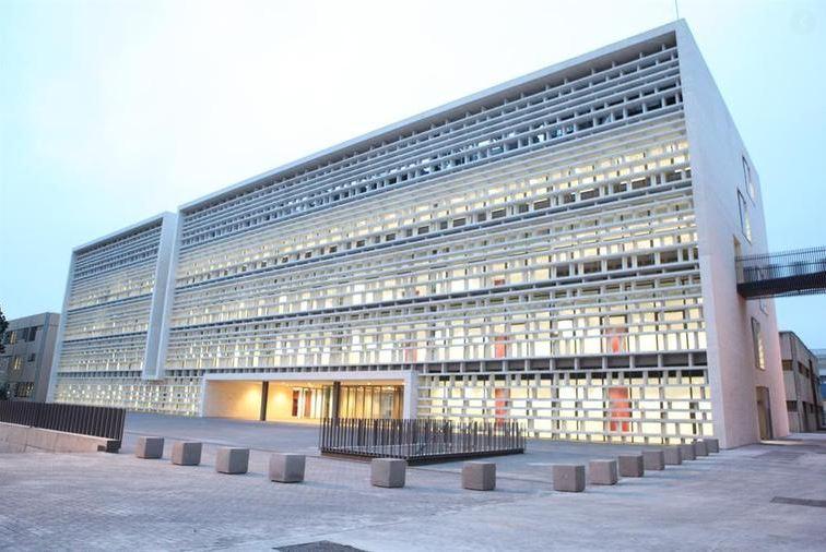Resultado de imagen de edificio 4p etsit