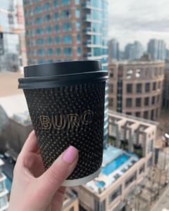 Café en Vancouver