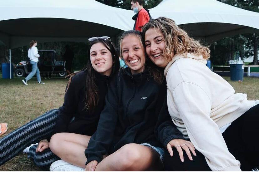 Campamento en Canadá